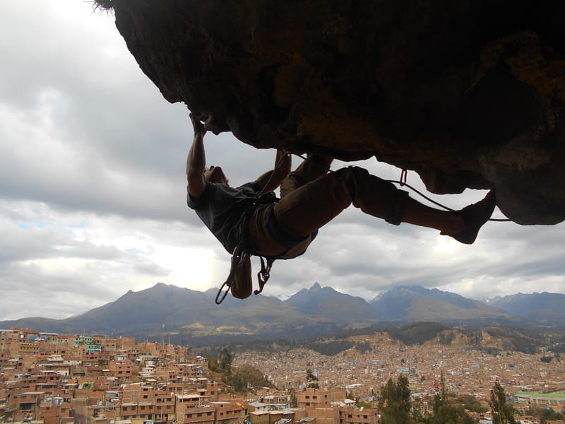 The Best Rock Climbing In South America