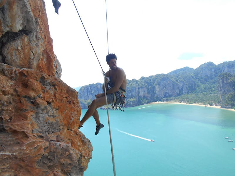 Railay Lord of The Thais