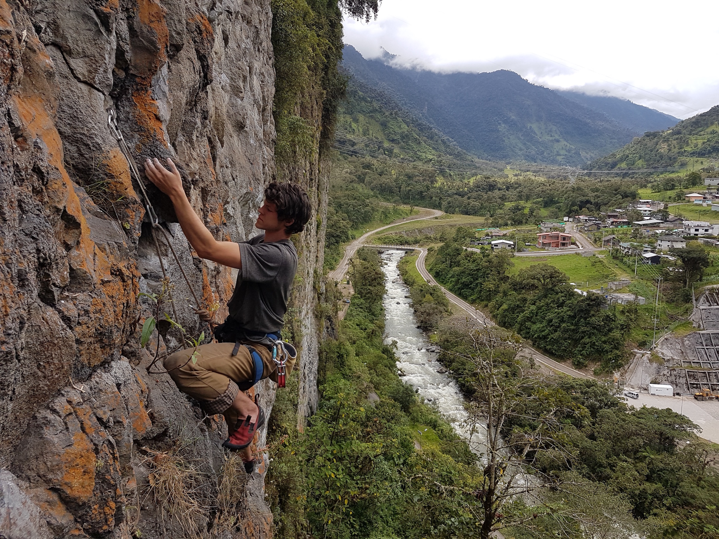 Rock Climbing in Ecuador – 3 of the Best Places to Climb Near Quito